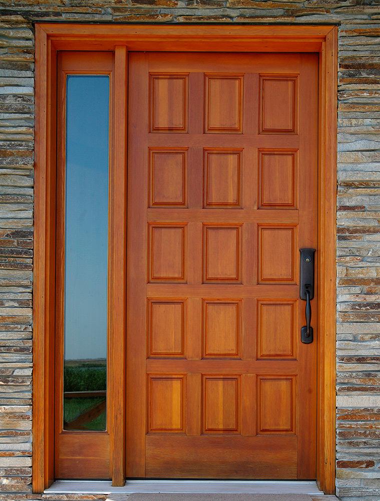 Puertas de exterior dise os arquitect nicos - Puertas de exteriores ...